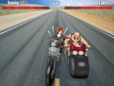 Lesbian Ride